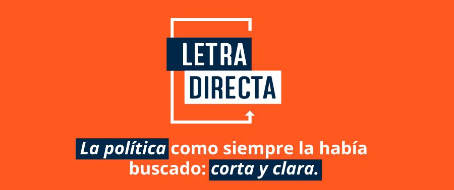 Letra Directa